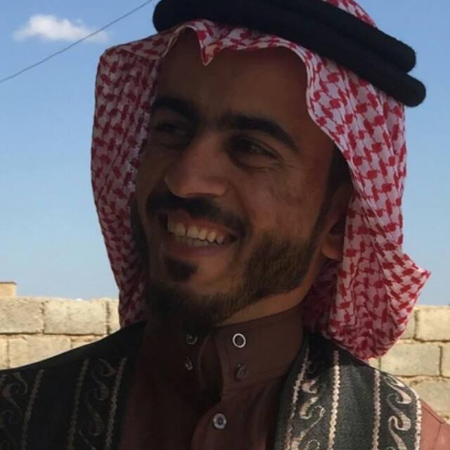احمد مفضي عويد الشمري