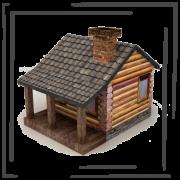 Nhà ngói Gỗ
