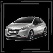 Peugeot 208 Prata